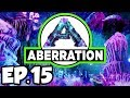 foto ARK: Aberration Ep.15 - CLOSER LOOK AT APEX DINOSAURS, BASE EXPANSION!!! (Modded Dinosaurs Gameplay) Borwap