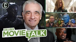Martin Scorsese Has Even More to Say About Marvel - Movie Talk by Collider