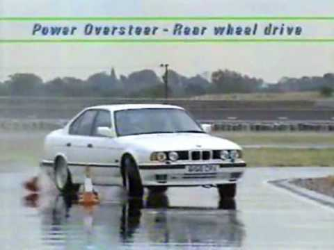 Car Handling - Grip, Oversteer & Understeer explained by Tiff Needell