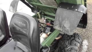 1. 2005 John Deere Gator HPX 4x4