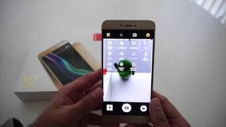Gionee S6 Camera UI Review