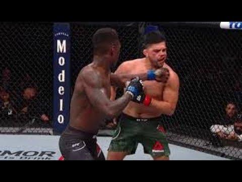 Israel Adesanya vs Kelvin Gastelum full fight 720p By Kalash TV