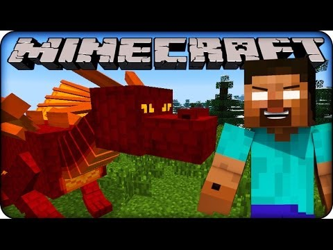 dragon - Minecraft Mods - Herobrine let us into his castle to show us what evil mods he likes to use! Dragon Mounts Mod Showcase - Let's smash 4000 likes for this Min...