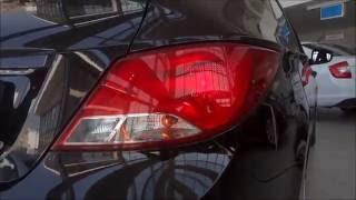 Hyundai Solaris Comfort 2016. Обзор автомобиля