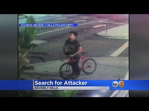 Man On Bicycle Suspected Of Attempted Sexual Assault