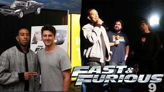 Nonton TALKING ABOUT FAST AND FURIOUS 9?!?! (SECRET DETAILS W/ LUDACRIS) Film Subtitle Indonesia Streaming Movie Download