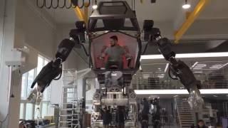 'METHOD 1' manned robot project by 'Korea Future Technology'  주한국미래기술 & Vitaly Bulgarov   4