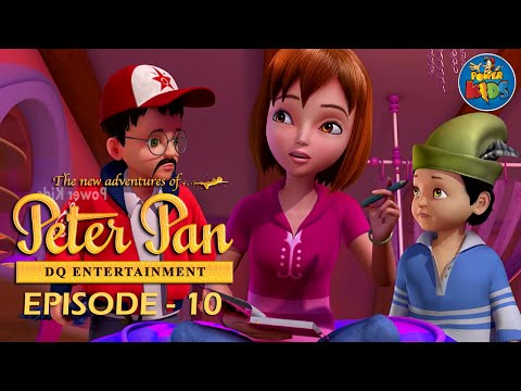 Peter Pan ᴴᴰ [Latest Version] - The Secret Garden - Animated Cartoon Show