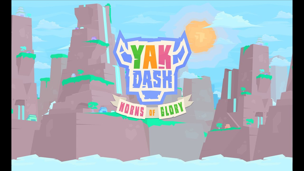 'Yak Dash' is the Game About Yak Racing You Didn't Know You Wanted