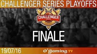 Finale - Challenger Series EU Summer - Playoffs