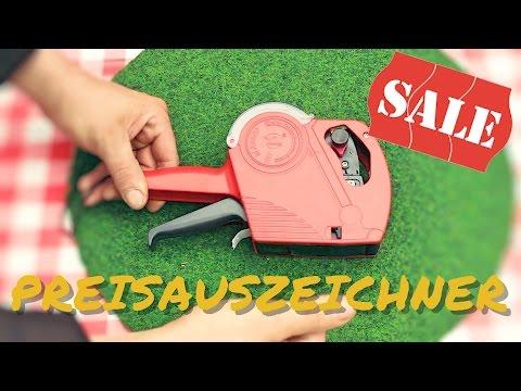 🌈  Preisauszeichner für 10,  € im TESTDiscountoase Preisauszeichner MX-5500 EOS Professional