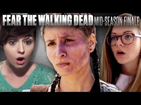 """Fans React To Fear the Walking Dead Season 3 Episodes 7 & 8: """"The Unveiling"""" & """"Children of Wrath"""""""