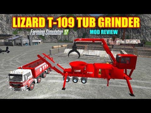 T-109 TUB GRINDER v1.0