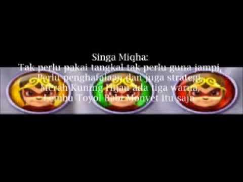 Monyet Merah Wukong Rappers Viral!!