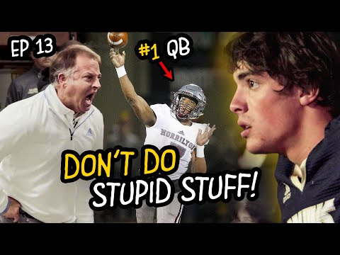 """""""NOBODY Can Beat Us!"""" Pulaski Goes HEAD TO HEAD With #1 QB In State! Will They Reach STATE FINALS!?"""