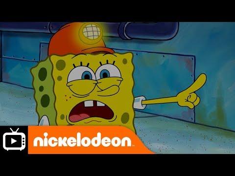 SpongeBob SquarePants   Sewer Snake   Nickelodeon UK
