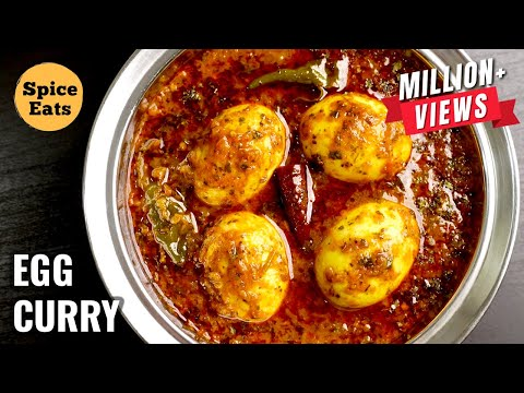 DHABA STYLE EGG MASALA CURRY | DHABA STYLE ANDA MASALA RECIPE | EGG CURRY