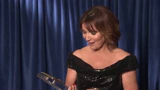Lorraine Kelly on her Outstanding Contribution to British Television award