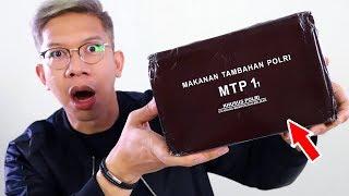 Download Video NYOBAIN MAKAN RANSUM POLRI!! ENAK GAK YA??? MP3 3GP MP4