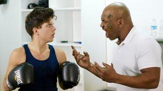 Video Boxing Bobby | Rudy Mancuso & Mike Tyson MP3, 3GP, MP4, WEBM, AVI, FLV Desember 2018