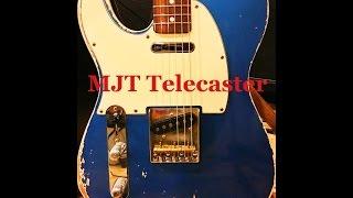 Video MJT Telecaster - Not a Virgin Guitar MP3, 3GP, MP4, WEBM, AVI, FLV Juni 2018