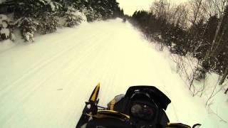 8. Ride Ski-Doo Renegade Adrenaline 900 ACE (18-01-15) Part 5