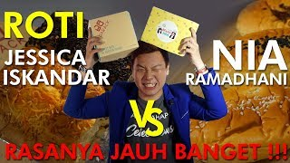 Video PERANG ROTI ARTIS : JESSICA ISKANDAR VS NIA RAMADHANI!! MP3, 3GP, MP4, WEBM, AVI, FLV Juni 2018