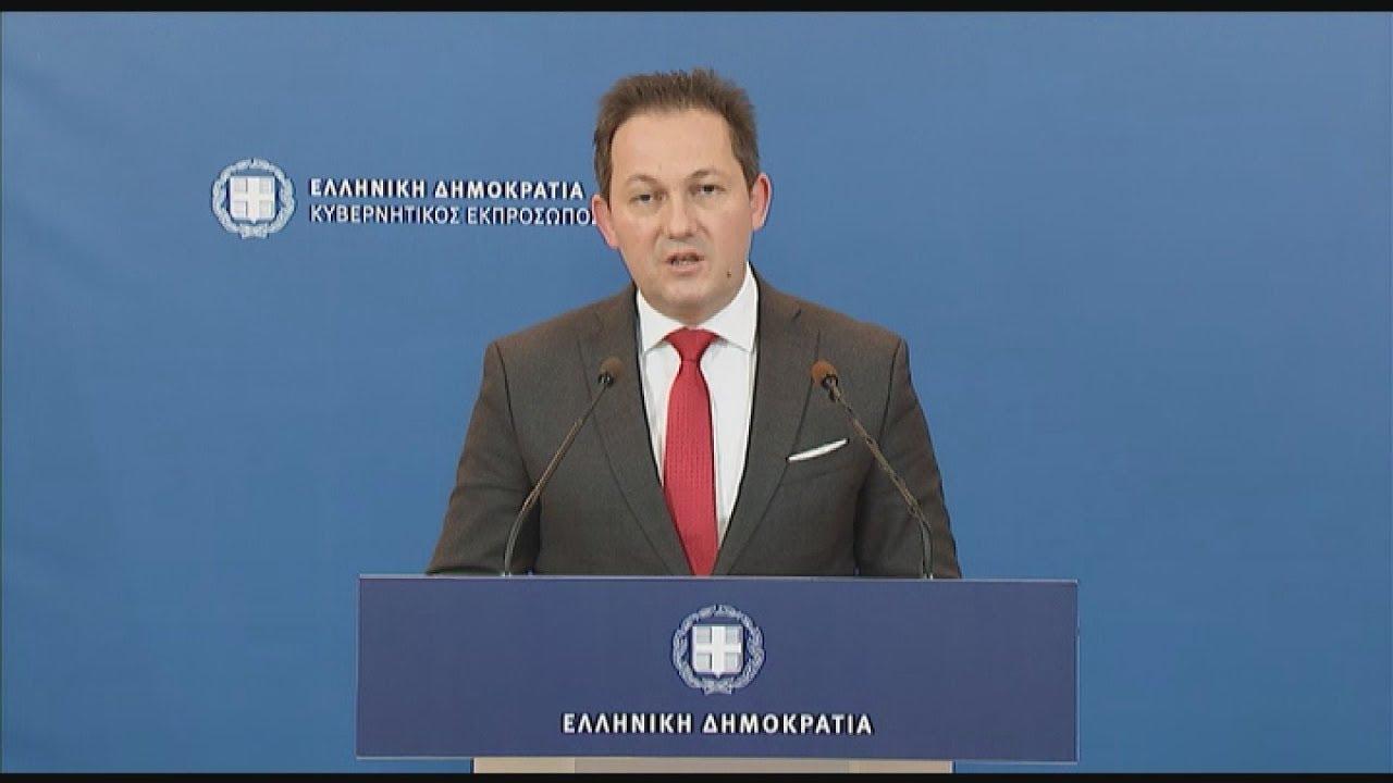 Στ. Πέτσας: Η κυβέρνηση υλοποιεί ένα σχέδιο για την αντιμετώπιση του προσφυγικού-μεταναστευτικού