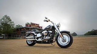 "9. 2017 Harley-Davidson Fat Boy   High Output Twin Cam 103Bâ""¢ engine"