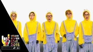 Download Lagu Minions Dance | M4N | Yeah1 Superstar (Official Dance) Mp3
