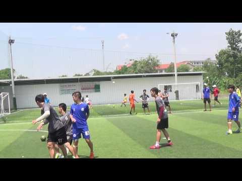 Giải bóng đá 26.3.2017 -CHUNG KẾT THPT [HIỆP 1]-Đội FC. Khắt Sinh K11 - Fc. Tuấn Bùi . K10
