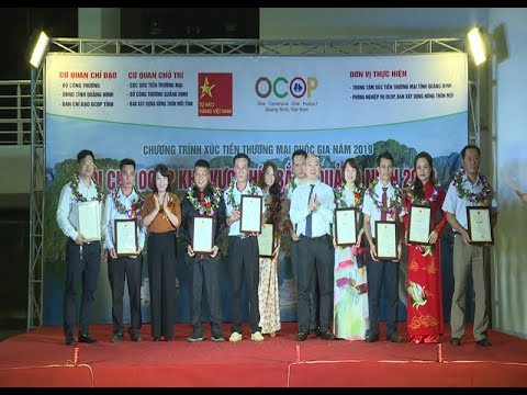 Hội chợ OCOP - Cầu nối tiêu thụ các sản phẩm làng nghề