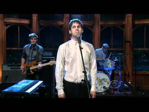 Foster the People - Pumped Up Kicks on Craig Ferguson 2011.07.15