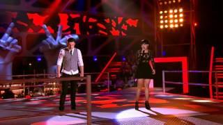 The Voice Australia: Mitchell vs Fatai V - I Love The Way You Lie