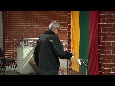 Λιθουανία: Εκτιμήσεις για αλλαγή κυβέρνησης μετά το β' γύρο των εκλογών