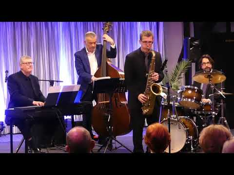 Chris Ingham's Superb Quartet play a tribute to Stan Getz. online metal music video by CHRIS INGHAM
