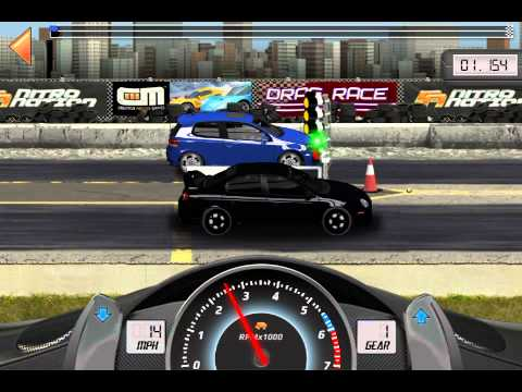 Nitro nation drag racing app update review