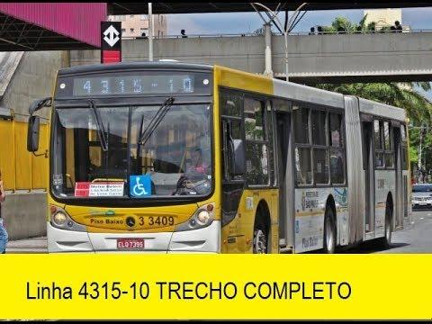 Kinoplex - Linhas De Onibus #1 4315-10 Term Vila Carrão/Term Pq Dom Pedro II