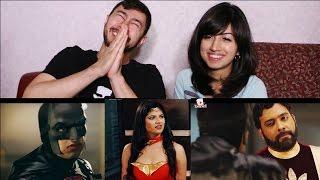 Video ScreenPatti | Batman v Superman Desi Version REACTION! MP3, 3GP, MP4, WEBM, AVI, FLV Mei 2018