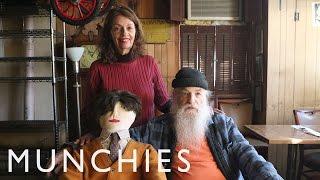 Remembering Burt Katz: The Pizza Show by Munchies