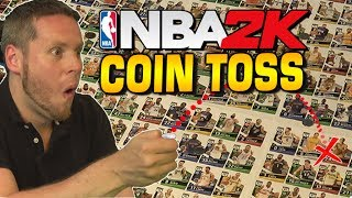 NBA2K COIN TOSS! AMERICA'S NEW FAVORITE GAME!
