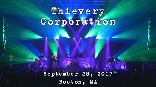 Video Thievery Corporation: 2017-09-28 - House of Blues; Boston, MA [4K] MP3, 3GP, MP4, WEBM, AVI, FLV Agustus 2019