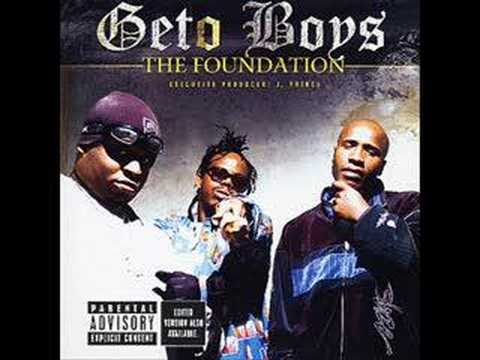 ����� Geto Boys - Nothin