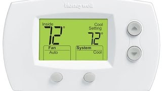 Video Customer Breaks Thermostat Trying to Fix Own HVAC System MP3, 3GP, MP4, WEBM, AVI, FLV Juli 2018