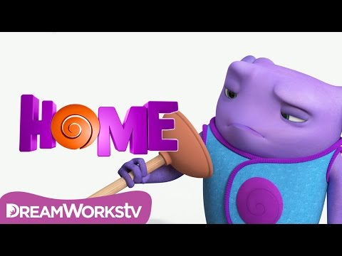 Home (2015) (Viral Clip 'Testing Plunger')