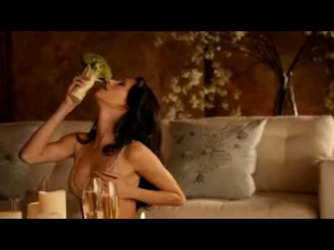 SEXY BANNED PETA VEGGIE LOVE SUPERBOWL 43 XLIII Commercial