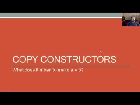 C++ tutorial, Class 10-14, Vectors, Protected Accessors, Copy Constructors, Catching Errors,