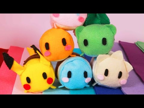 How To Make Pokémon Tsum Tsums