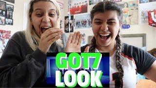 Video GOT7 'LOOK' MV REACTION!!! MP3, 3GP, MP4, WEBM, AVI, FLV Maret 2018