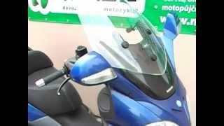 10. Piaggio X9 500 Evolution